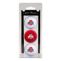 Ohio State Buckeyes Golf Ball Pack from Team Golf