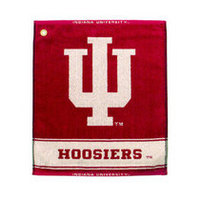 Indiana Hoosiers Woven Towel from Team Golf