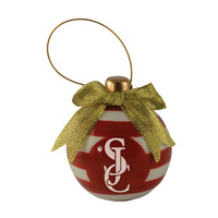 Ceramic Bulb Ornament