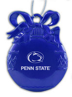 Penn State Nittany Lions Bulb Christmas Ornament