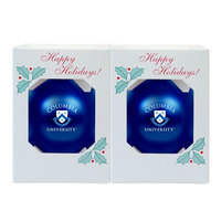 Columbia University Shatterproof Ornament