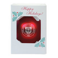 University of Chicago Shatter Proof Ornament