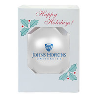 Hopkins Shatter Proof Ornament