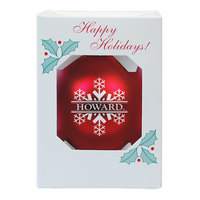 Shatter Proof Ornament