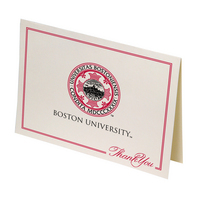 Boston Terriers Thank You Cards by Overly