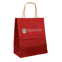 Rutgers Scarlet Knights Small Gift Bag