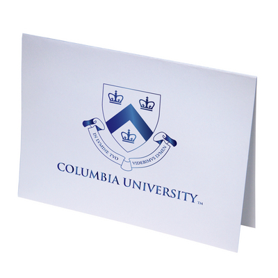 Columbia Lions Informal Notes by Overly