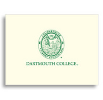 Informal Notes Dartmouth Big Green by Overly