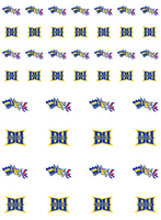 2 STICKER SHEETS 88 PC