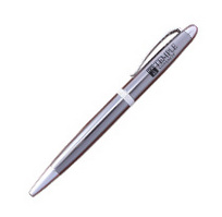 Temple Nickel Ballpoint Pen