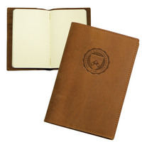 Refillable Leather Journal Cover 4in.x6in.