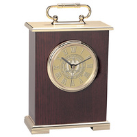 Georgia Tech Carriage Mantel Clock
