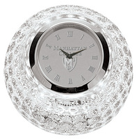 Crystal Golf Ball Clock (Online Only)