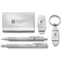 Temple Five Piece Desk Set