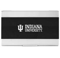 Indiana Hoosiers  Business Card Holder