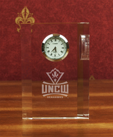 Optic Crystal Clock (Online Only)