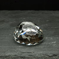 Crystal Optic Paper Weight