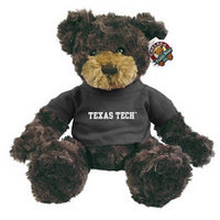 Texas Tech Red Raiders Dexter the Bear