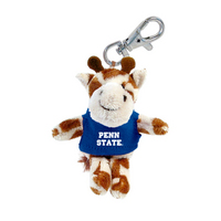 Penn State Nittany Lions MCM Wild Bunch Plush Keychain