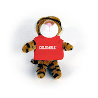 Columbia University MCM Wild Bunch Plush Magnet