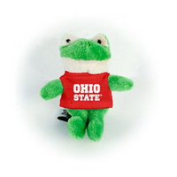 Ohio State Buckeyes MCM Wild Bunch Plush Magnet
