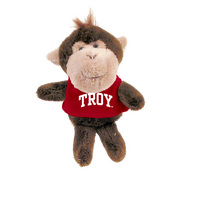 Troy University MCM Wild Bunch Plush Magnet