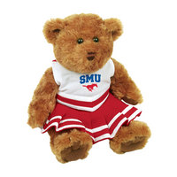 SMU Mustangs MCM Cheerleader Bear