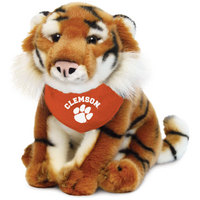 Clemson Tigers 11 inch plush Tiger