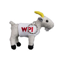 Custom Plush School Mascot 4 inches