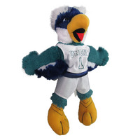 Custom Plush School Mascot 8inch
