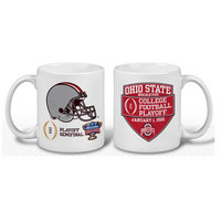 Football Playoff Bound Ceramic Mug