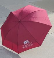 George W. Bush Presidential Center Umbrella