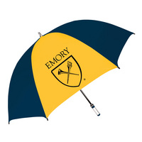 Emory Eagles Large Golf Umbrella