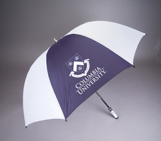 Columbia Lions Large Golf Umbrella