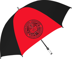 Northeastern Huskies Large Golf Umbrella