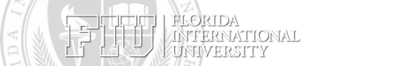 FIU - Maidique Campus and Pines Center Campus Logo
