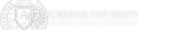 Fordham University-Rose Hill Logo