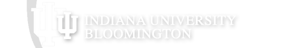 The Indiana University Logo