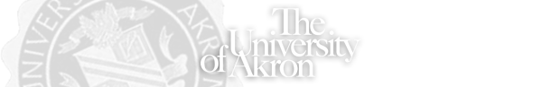 University of Akron - Polsky Campus Logo