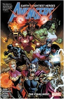 Avengers by Jason Aaron Vol. 1 The Final Host