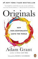 Originals How Non Conformists Move the World