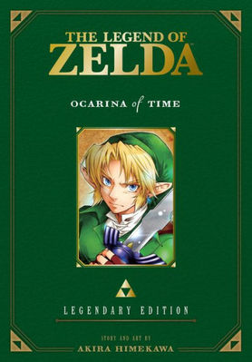 Legend of Zelda Ocarina of Time  Legendary Edition