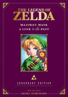Legend of Zelda Majoras Mask  A Link to the Past  Legendary Edition