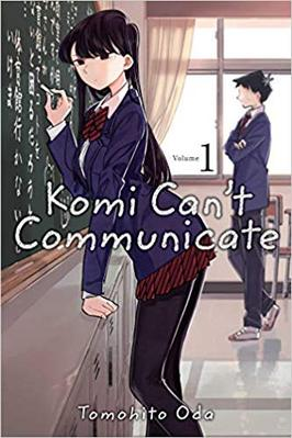Komi Cant Communicate, Vol. 1
