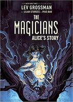 Magicians Original Graphic Novel Alices Story