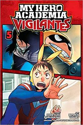 My Hero Academia Vigilantes, Vol. 5
