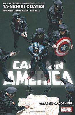 Captain America by Ta Nehisi Coates Vol. 2 Captain of Nothing