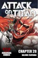 Attack on Titan, Volume 28