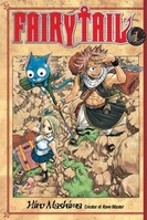 Fairy Tail, Volume 1