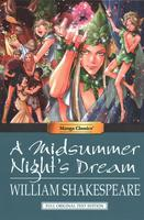 Manga Classics A Midsummer Nights Dream